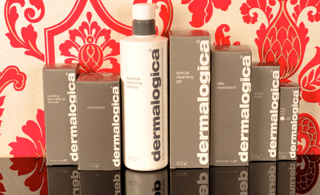 We offer Demalogica treatments at Westover Beauty